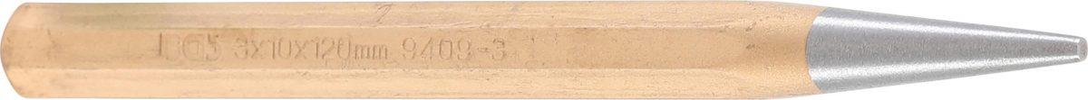 Drift Punch | DIN 6458D | 120 mm | Ø 3 mm (9409-3)