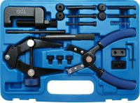 21-piece Motorcycle Chain Tool Set. (8867)