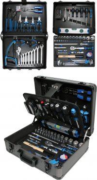 Professional Tool Set in Aluminium Case | 149 pcs. (15501)