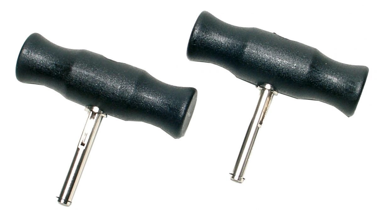 Handles for Windscreen Cutting Wire | 2 pcs. (8003)