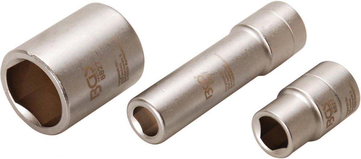 Socket Set for Bosch distributor injection Pumps (8827)