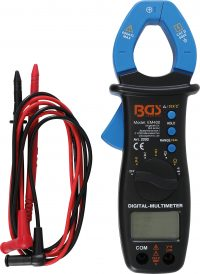 Digital Multimeter with Clamp for DC and AC Current (2202)