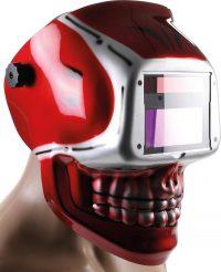 "Welding Helmet ""SKULL"" | automatic darkening (8858)"