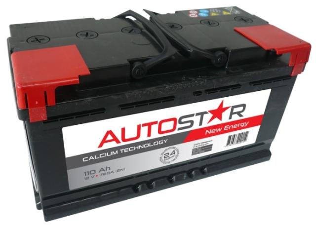 Akumulators Autostar AK-AP61001