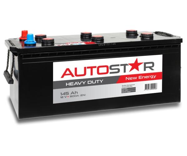 Akumulators Autostar Truck AK-AP64502