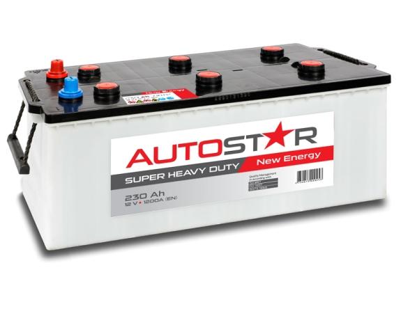 Akumulators Autostar Truck AK-AP73002