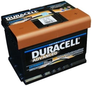 Akumulators Duracell Advanced AK-DU-DA62H