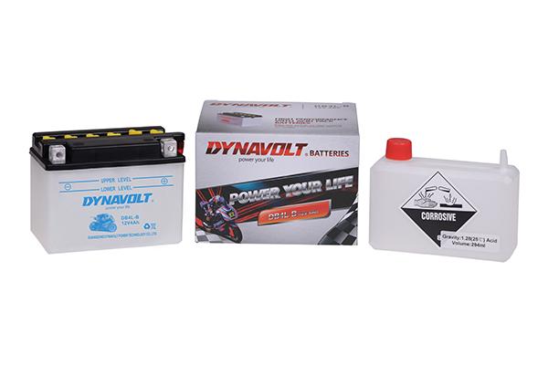 Akumulators Dynavolt MOTO AK-DADB4L-B