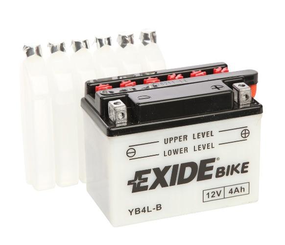 Akumulators Exide Moto AK-EX-YB4L-B
