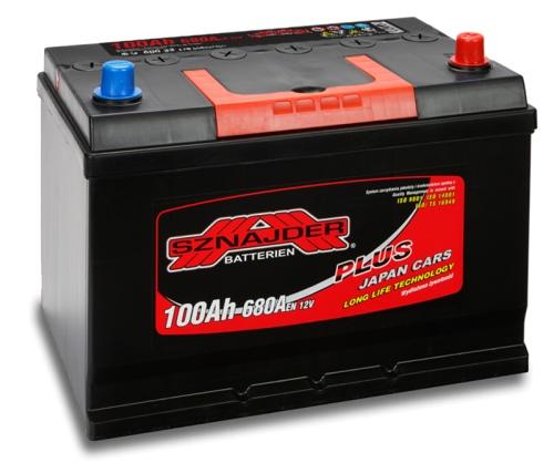 Akumulators Sznajder AK-SZ60032
