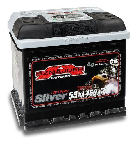 Akumulators Sznajder Silver AK-SS55525
