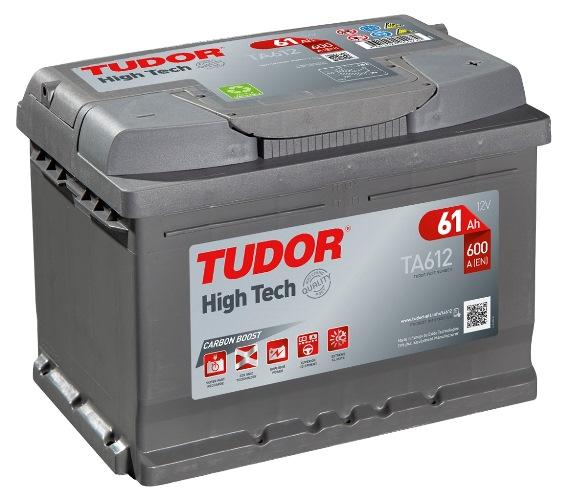 Akumulators TUDOR High Tech AK-TA612