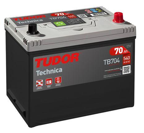 Akumulators TUDOR Technica AK-TB704
