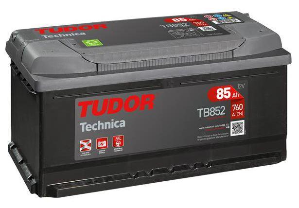 Akumulators TUDOR Technica AK-TB852