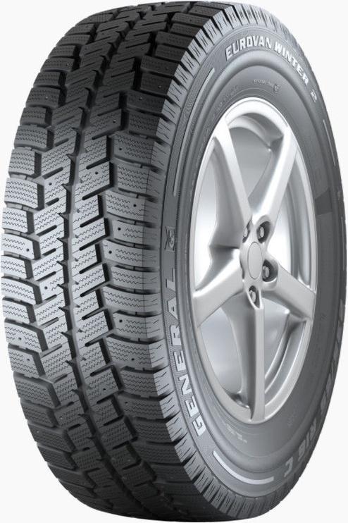 Riepa a/m General Tire Eurovan Winter 2 215 70 R15C 109/107R Riepa General Tire