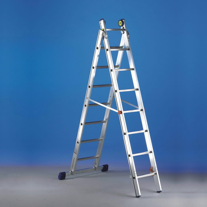 Combination ladder. LUXE 2