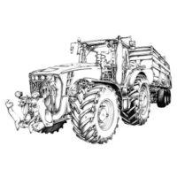 Riepas lauksaimniecības tehnikai